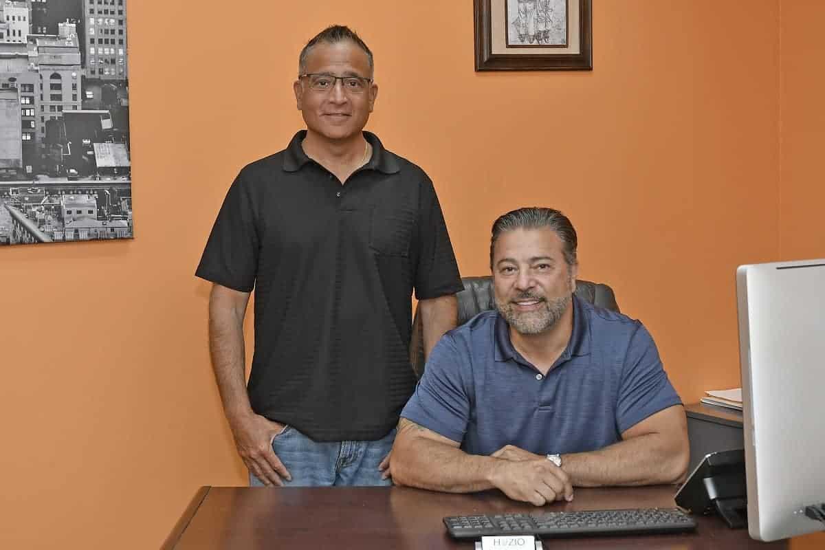 Founders of SEO company